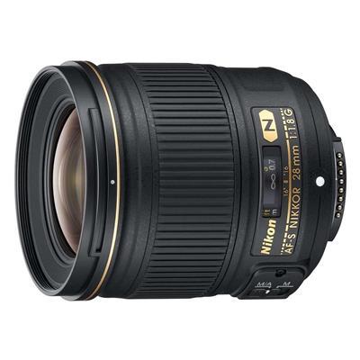 Εικόνα της Φακός Nikon AF-S Nikkor 28mm f/1.8G