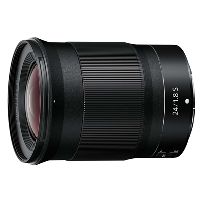 Εικόνα της Φακός Nikon Nikkor Mirrorless Z 24mm f/1.8S