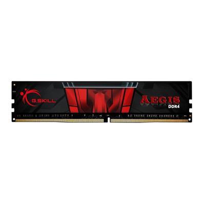 Εικόνα της Ram G.Skill Aegis 16GB (1x16GB) DDR4 3200MHz C16 F4-3200C16S-16GIS
