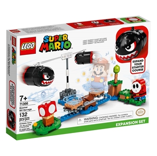 Εικόνα της Lego Super Mario: Boomer Bill Barrage 71366