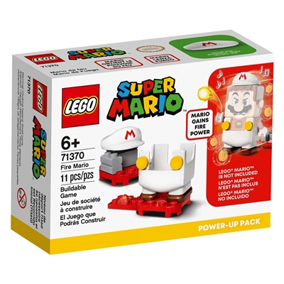 Εικόνα της Lego Super Mario: Fire Mario Power-Up Pack 71370