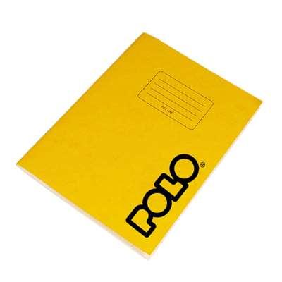 Εικόνα της Polo - Τετράδιο Art Καρφίτσα Κίτρινο Α4 9-19-059-Yellow
