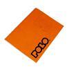 Εικόνα της Polo - Τετράδιο Art Καρφίτσα Πορτοκαλί Α4 9-19-059-Orange