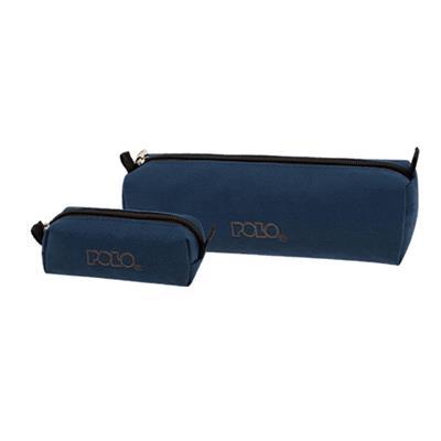 Εικόνα της Polo - Κασετίνα Original βαρελάκι Με Πορτοφόλι Μπλε Σκούρο 2020 9-37-006-05