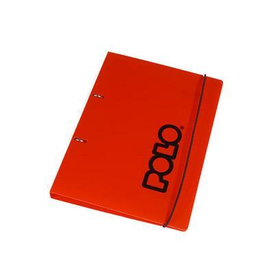 Εικόνα της Polo - Ντοσιέ με Λάστιχο Κόκκινο B5 9-19-050-Red
