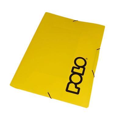 Εικόνα της Polo - Φάκελος με Λάστιχο Κίτρινο 9-19-052-Yellow