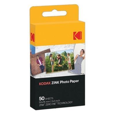 """Εικόνα της Kodak Zink Photo Paper A8 - Φωτογραφικό Χαρτί 2x3"""" - 50 φύλλα RODZ2X350"""