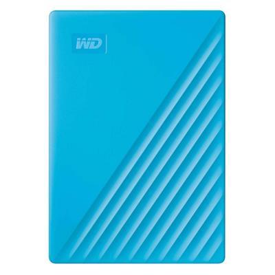 Εικόνα της Εξωτερικός Σκληρός Δίσκος Western Digital 2.5'' My Passport 4TB Blue WDBPKJ0040BBL