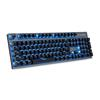 Εικόνα της Wireless Gaming Πληκτρολόγιο Motospeed GK89 Mechanical Ice Blue Backlit - Black Switches - Black GR