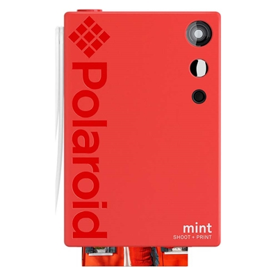 Εικόνα της Polaroid Mint - Instant Digital Camera - Red POLSP02R