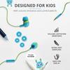 Εικόνα της In-Ear Headphones Trust Buddi Kids Blue 23421