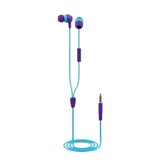 Εικόνα της In-Ear Headphones Trust Buddi Kids Purple 23422