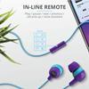 Εικόνα της In-Ear Headphones Trust Buddi Kids Purple 23422