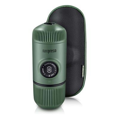 Εικόνα της Wacaco NanoPresso GR Portable Espresso Machine + Hard Case Moss Green