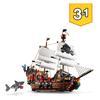 Εικόνα της Lego Creator: Πειρατικό Πλοίο 31109