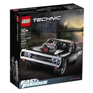 Εικόνα της Lego Technic: Dom's Dodge Charger 42111
