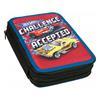 Εικόνα της Gim - Κασετίνα Διπλή Hot Wheels Challenge 349-25100