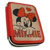 Εικόνα της Gim - Κασετίνα Διπλή Minnie Suede 340-47100