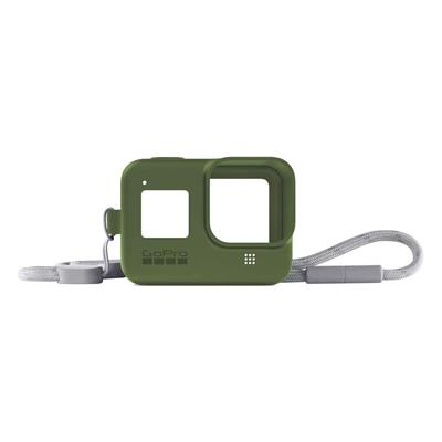 Εικόνα της GoPro Sleeve+Lanyard for HERO8 Black Turtle Green AJSST-005