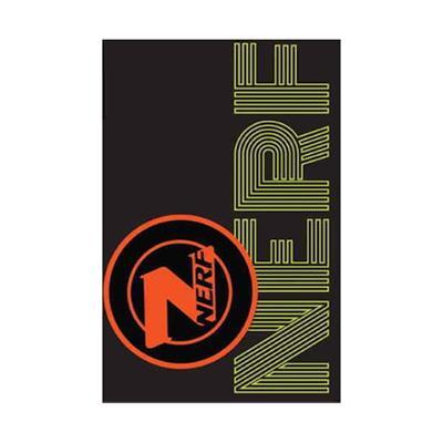 Εικόνα της Gim - Nerf Apparel Τετράδιο 17x25cm 336-42400