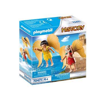 Εικόνα της Playmobil History - Ο Δαίδαλος και ο Ίκαρος 70471