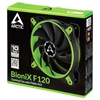 Εικόνα της Case Fan Arctic BioniX F120 Gaming with PMW PST Green ACFAN00083A