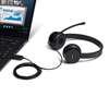 Εικόνα της Headset Lenovo 100 Stereo USB Black 4XD0X88524