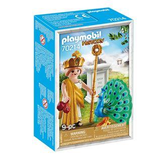 Εικόνα της Playmobil History - Θεά Ήρα 70214