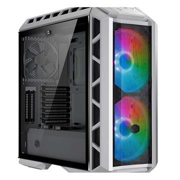 Εικόνα της Coolermaster MasterCase H500P Mesh ARGB White MCM-H500P-WGNN-S01
