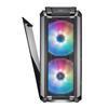Εικόνα της Coolermaster MasterCase H500P Mesh ARGB Gray MCM-H500P-MGNN-S11