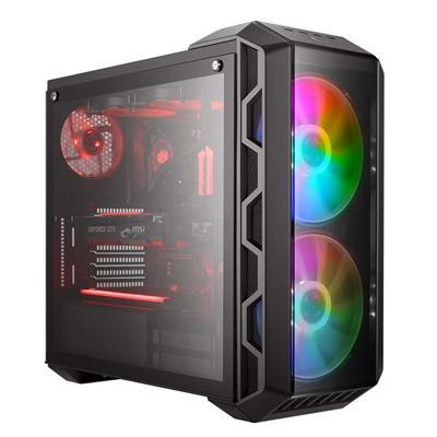 Εικόνα της CoolerMaster MasterCase H500 ARGB Iron Grey MCM-H500-IGNN-S01