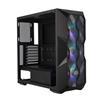 Εικόνα της CoolerMaster Masterbox TD500 Mesh Black Tempered Glass MCB-D500D-KGNN-S01