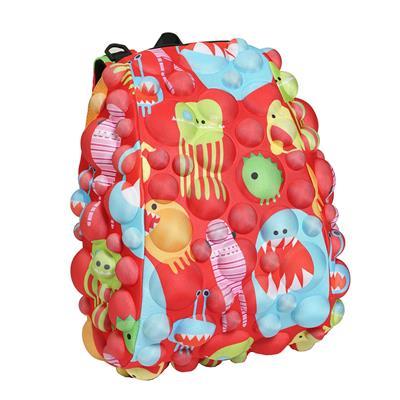 Εικόνα της MadPax - Σακίδιο Πλάτης Monsters Under the Red Halfpack MS10002