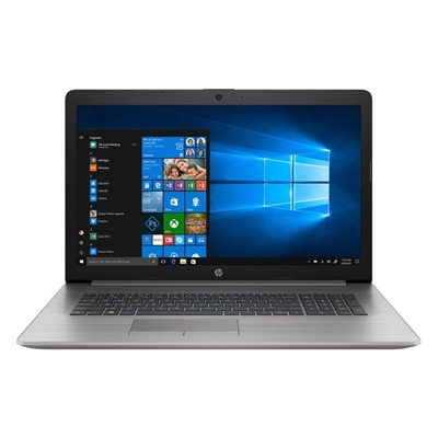 Εικόνα της Laptop HP Probook 470 G7 17.3'' Intel Core i7-10510U(1.80GHz) 8GB 256GB SSD Radeon 530 2GB Win10 Pro EN 8VU26EA