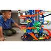 Εικόνα της Mattel Hot Wheels Σετ Παιχνιδιού Βασικές Πίστες City - Γκαραζ με Ρομποδεινόσαυρο GJL14