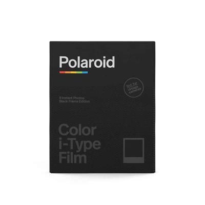 Εικόνα της Polaroid Color Film for i-Type - Black Frame Edition