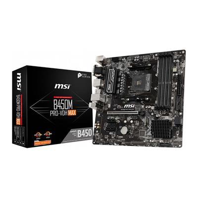 Εικόνα της Motherboard MSI B450M Pro-VDH Max (AM4) 7A38-043R