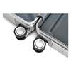 """Εικόνα της Xiaomi Metal Carry-on Luggage 20"""" Silver XNA4106GL"""
