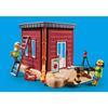 Εικόνα της Playmobil City Action - Μικρός Εκσκαφέας με Ερπύστριες και Δομικά Στοιχεία 70443