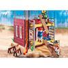 Εικόνα της Playmobil City Action - Εργάτες Με Σκαλωσιά 70446