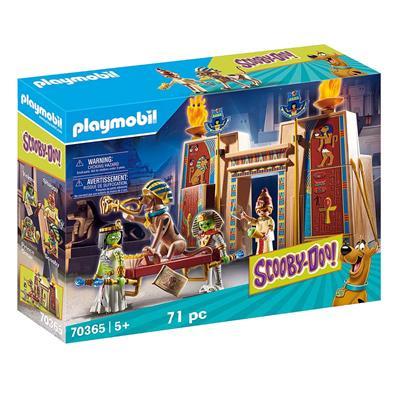 Εικόνα της Playmobil Scooby Doo - Περιπέτεια Στην Αίγυπτο 70365