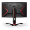 """Εικόνα της Οθόνη Curved Gaming AOC Led 27"""" FHD VA 240Hz FreeSync Premium - G-Sync C27G2ZU"""