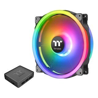 Εικόνα της Case Fan Thermaltake Riing Trio 200mm RGB Premium Edition CL-F083-PL20SW-A