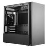 Εικόνα της Coolermaster Silencio S400 Tempered Glass MCS-S400-KG5N-S00