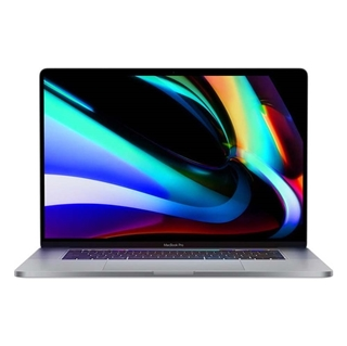 Εικόνα της Apple MacBook Pro with TouchBar 16'' Intel Core i7-9750H(2.60GHz) 16GB 1TB SSD Radeon Pro 5300M 4GB Space Gray MVVJ2GR/A