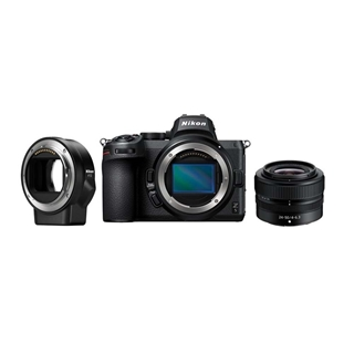 Εικόνα της Nikon Z 5 Mirrorless Kit Z 24-50mm F4-6.3 + FTZ Adapter