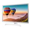 Εικόνα της Oθόνη LG Smart TV LED 27.5'' with Speakers webOS White 28TN515S-WZ