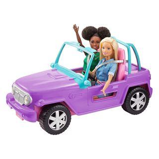 Εικόνα της Barbie - Jeep GMT46