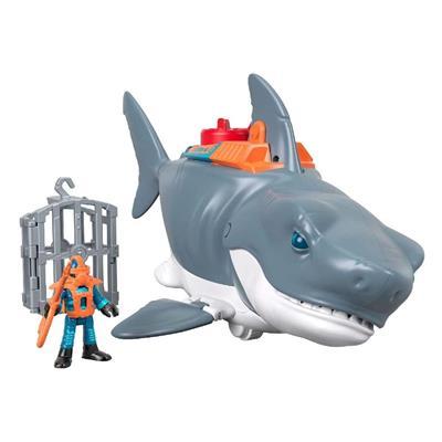 Εικόνα της Fisher-Price Imaginext - Καρχαρίας Υποβρύχιο GKG77