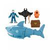Εικόνα της Fisher-Price Imaginext - Καρχαριο-Όχημα Με Δύτη GKG79